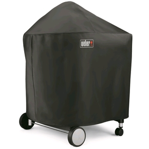 7151 Performer Silver Charcoal Kettle Long Barbeque BBQ Cover