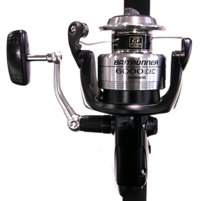 BTR 6000 Oceania Spin Reel with Eclipse 6' 8-12kg Rod