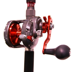 "Cortez 10 Reel with Cortez 6'6"" 2 Piece Boat Rod"