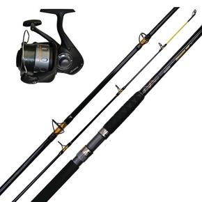 Revenger 80 Spin Reel & Sensor Tip 12' 10-15kg Rod