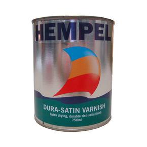 Dura Satin Marine Varnish (1-Pk)- 750ml (interior/exterior)