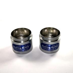 """1.980"""" / 50mm Trailer Bearing Protectors (Pair)"""