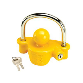 Trailer Coupling Lock (Tow Ball Type) - 58mm