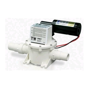 Industry Std T-Series H.Duty Waste Pump 12v 19LPM