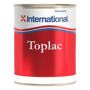 Toplac Silicone Enamel Snow White - 1 Litre
