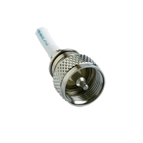 P1058 VHF Aerial Male Plug (Crimp Fitted)