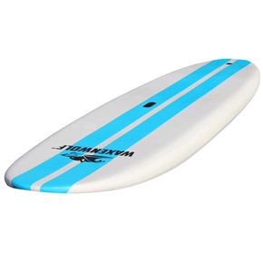 "Soft Top Rigid Paddle Board with Leash 10'8"" - (SUP) Display Model"
