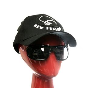 Adult Cap with Flip Down Sunglasses - Kiwi NZ Black