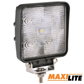 Fixed Mount 800 Lumens LED Spotlight Floodlamp 10-30v