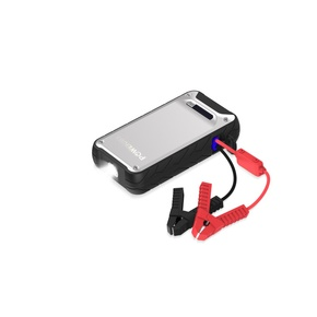 Element IP-65 Waterproof Portable 400amp Jump Starter & 12000mAh Power Bank