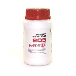 Z205 Epoxy Resin Fast Hardener  (Part B) - 100mls (5:1)