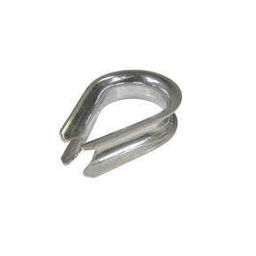 Stainless Steel Wire Rope Thimble- 4mm