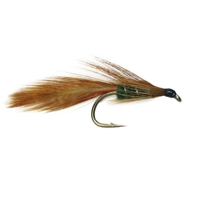 Green Ginger Mick Freshwater Trout Fly Streamer / #A06 Hook (Each)