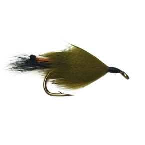 Hamills Killer Red Freshwater Trout Fly Streamer / #A06 Hook (Each)