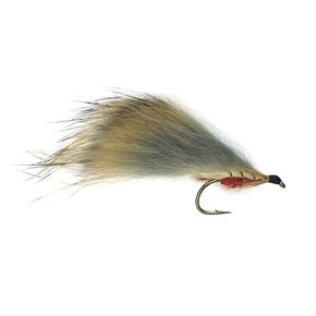 Red Rabbit Freshwater Trout Fly Streamer / #A06 Hook (Each)