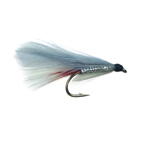Grey Ghost Freshwater Trout Fly Streamer / #A06 Hook (Each)