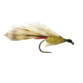 Yellow Parsons Glory Freshwater Trout Fly Streamer / #A08 Hook (Each)