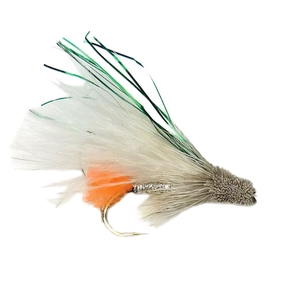 Muddler Minnow Freshwater Trout Dry Fly / #B06 Hook (Each)