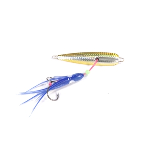 Inchiku Jig 100g Gold