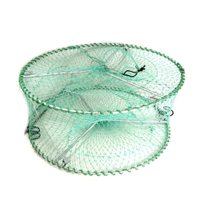 Collapsible Crab Pot Round - Heavy Duty