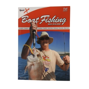 Boat Fishing NZ Book