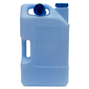Water Container/Can w/Pourer H/Duty - 20 Litres