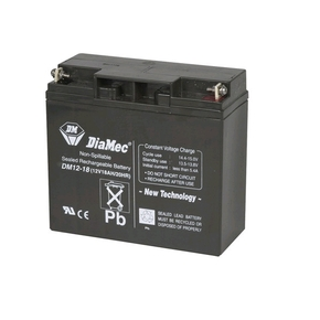 Sealed Lead Rocket Battery-12 volt- 18 Amp Hours