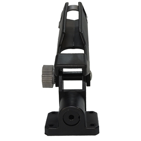 Rail Mt Adjustable Rod Holder