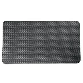 Non Slip Deck Tread - Self Adhesive - Steel Grey - 445x245mm