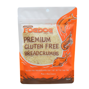 Premium Gluten Free Chunky Breadcrumbs for Batter / Coating- 250g