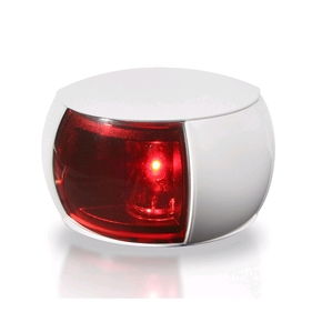 NaviLED Port Navigation Lamp - White with Red Lens