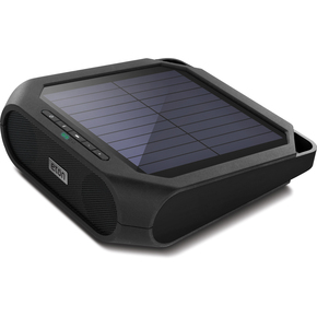 Rugged Rukus Bluetooth Speaker- Solar/Phone Charge