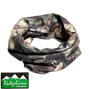Neketai  / Sun Mask / Beanie / Neck Warmer- Buffalo Camo