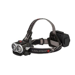 XEO 19R 12/240v Rechargable Hi-Power LED Head Light (Head Lamp) - Black