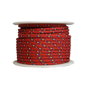 Mini Spool 3mm x 20m Braided Rope Cord (Assorted Colors)