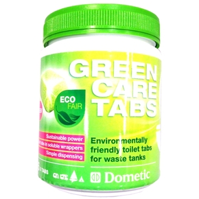 Green Care Toilet Chemical Tabs (16-pk)
