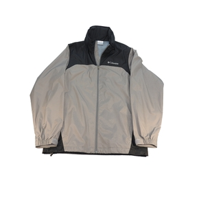 Glennaker Lake Rain Jacket - Boulder Black - XX Large