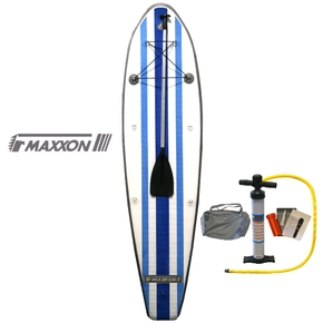 "Premium Inflatable Stand Up Paddle Board 9'10""/3m Blue (SUP)"