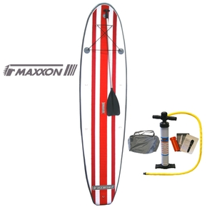 "Inflatable Stand Up Paddle Board -10'10""/3.3m Red (SUP)"