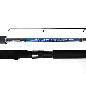 "Auratus PRO 2 Piece Spinning Rod 4-8kg 7'2"""