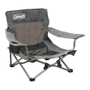 Deluxe Mesh Folding Event Camping Chair