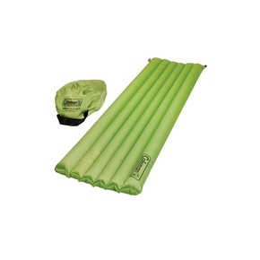 Sleeplite Inflatable Camping Bed Pad / Mattress with Built-In Pump