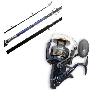 Thunnus 12000 / Shadoz X 7' 10-15kg Reel/Rod Combo