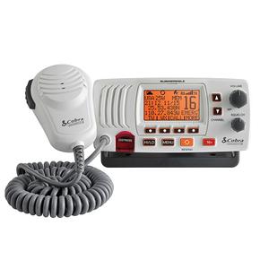 MRF57W White Fixed Submersible VHF Radio w/DSC