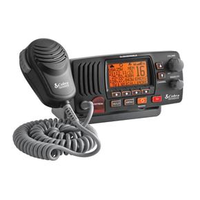 MRF57 Black Fixed Submersible VHF Radio w/DSC
