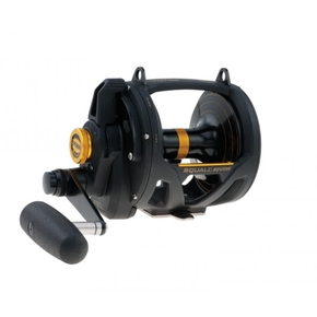 Squall Lever Drag 2 Speed Overhead Game Reel