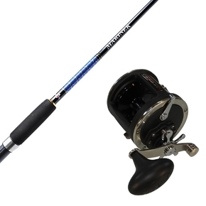 "330GT2 Level Wind Reel With Mariner 5'6"" Rod 10-15KG"