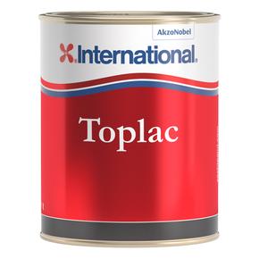 Toplac Silicone Enamel - Atlantic Grey