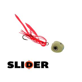Kabura Slider Jig 100g Lumo