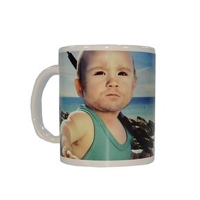 Born To Fish - Kingi Baby Mug